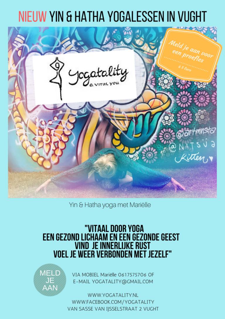 yogatality flyer